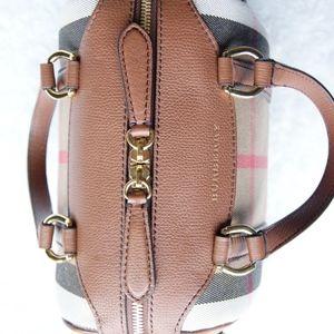 19a8716630fc Burberry Bags - Burberry Alchester HouseCheck Derby Sm.Bowling Bag
